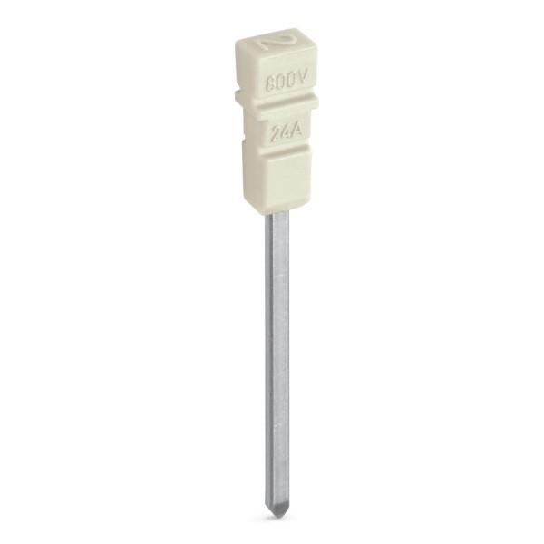 Jumper para borne 2,5 mm² 2 andares - Cinza - 2002-492