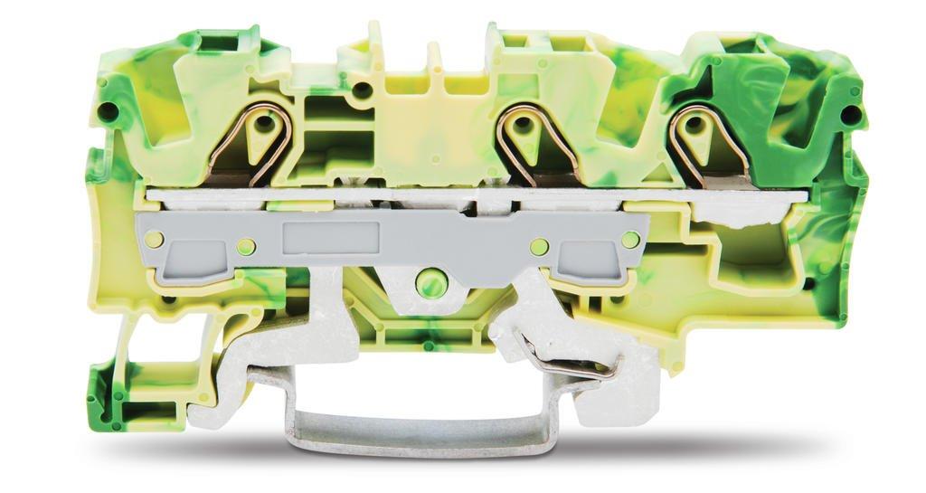 Borne 6mm - 3 Condutores - Terra - 2006-1307