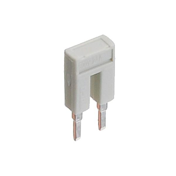 Jumper para borne 2 vias - 1.5mm² - 2001-402
