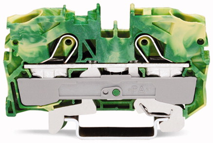 Borne 10mm - 2 Condutores - Terra - 2010-1207