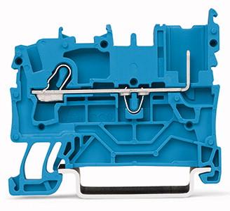 Borne X-com 2,5mm - 2 Condutores - Azul - 2022-1204