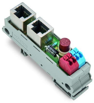 Módulo de interface para ETHERNET RJ-45 - 289-196