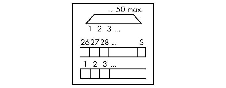 Módulo de interface D-Sub - 289-578