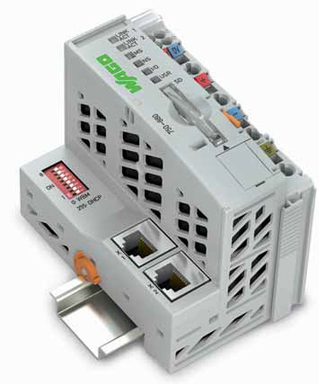Controlador Ethernet/IP e Modbus / WAGO | Safety Control