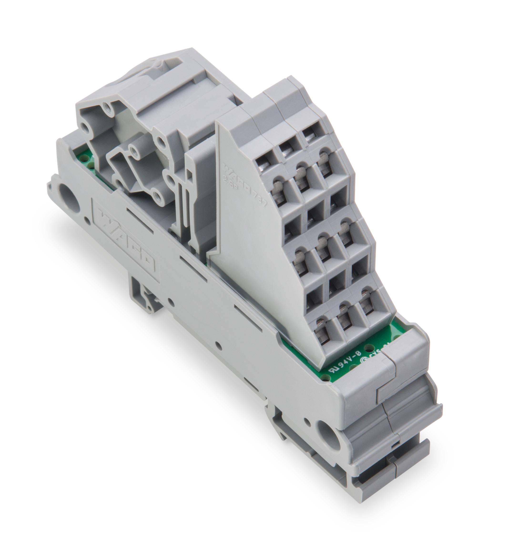 Módulo de Distribuição - 1 potencial - 9 Conexões - 830-800/000-303