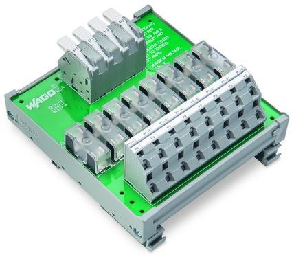 Módulo de Distribuição - 2 Potenciais - 8 Conexões - 830-800/000-319