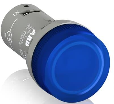 Sinaleiro - Azul - 230 V AC - CL2-523L
