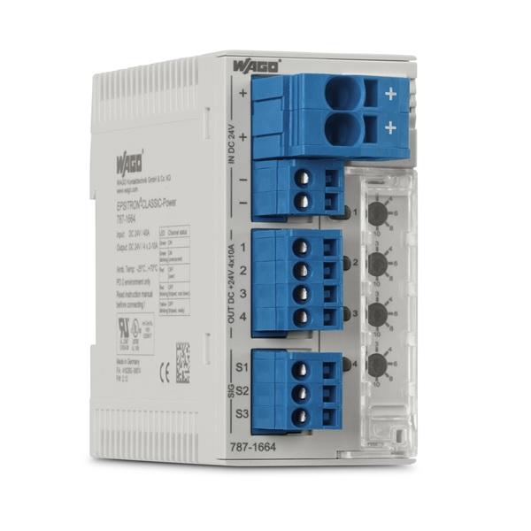 Disjuntor Eletrônico com 4 canais de saída