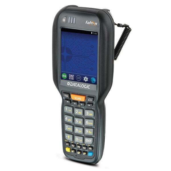 Coletor de dados Falcon X4 - Hand held, 29 - teclas, 1D, laser - Android