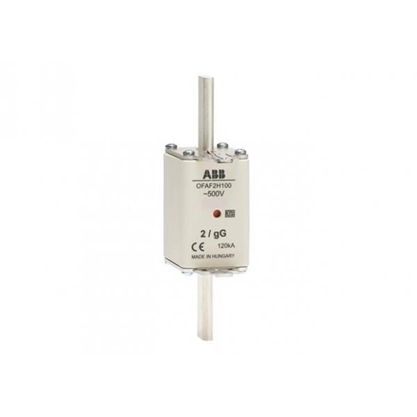 Chave Base Fusível Vertical InLine ZLBM - Seccionamento Monopolar 400A