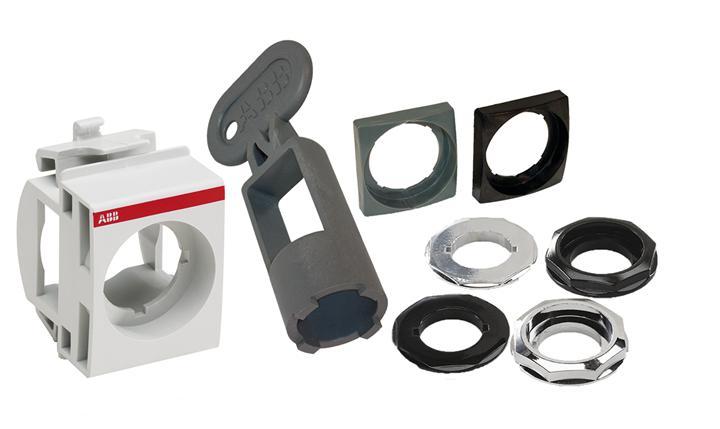 Proteção Contra  Toque Acidental - KA1-8053