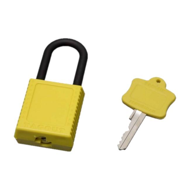 Cadeado De Segurança Tagout Safety Control