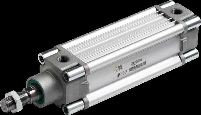 Cilindro ISO 15552 RHV 50x100 - Z5413500100CN