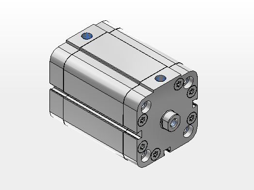 Cilindro Série CMPC 63x100 - 2600630100CP