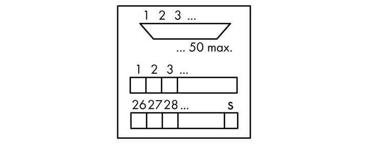 Módulo de interface D-Sub - 289-588