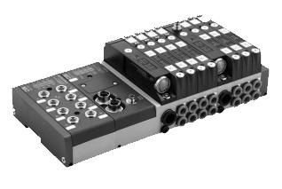 EB 80 Sistema Eletropneumático