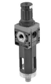 Filtro Regulador New Deal FR 1/4 20 012 RMSA MAN SUP - 1225054MS