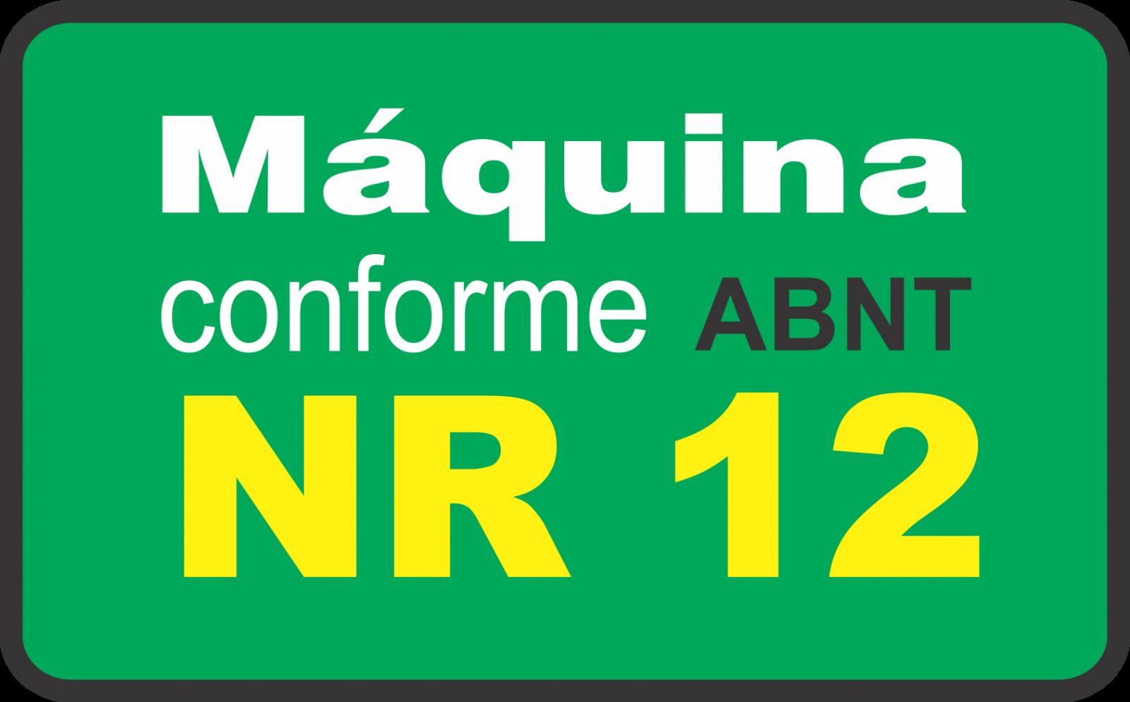 NR 12 - Adequação de Máquinas
