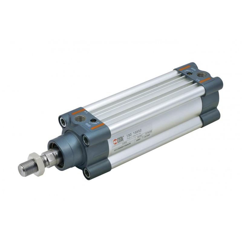 Cilindro ISO 15552 Série 3 100x250 - 1213A10250ZP