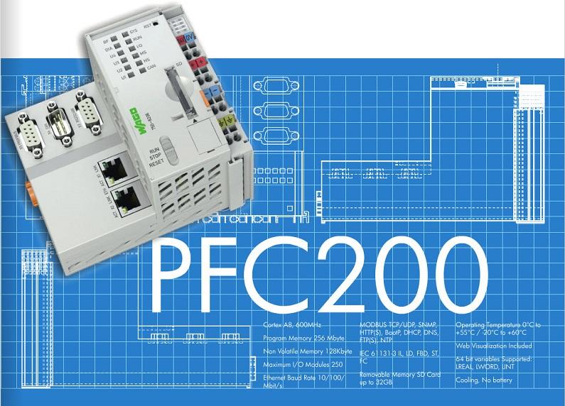 Controlador PFC200 / WAGO | Safety Control